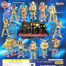 SAINT SEIYA Bandai 2004 Gashapon Figures Gold Saint Myth Cloth HGIF SP Set of 12