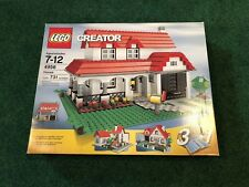 Lego Creator House 3 In 1 #4956  New Sealed