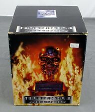 Legends in 3 Dimensions Terminator 2 Judgment Day T-800 Endoskeleton Head Bust