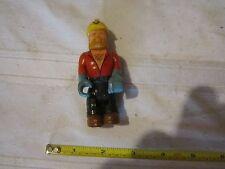 Fisher Price Husky Helper police man construction logger worker truck driver guy