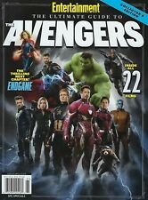 Entertainment Weekly Special Ultimate Guide to The AVENGERS 2019