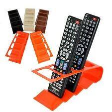 1Pcs Practical 4 Section Remote Control Storage Stand Plastic Holder Organizer