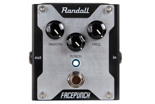 Randall Amplifiers FACEPUNCH Overdrive pedal ,  Brand NEW in Box