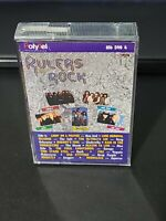 Polytel Rulers of Rock - Various Artists - Cassette - Squeeze , RUSH , OZZY b25