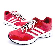 Adidas Baseball 2013 Mens Athletic Red White Shoes Size 8 Model 753001 Lace Up