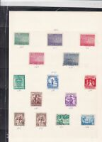 indonesia stamps page ref 16961