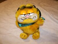 "Vintage Garfield - Copyright 1978 - 1981 -  9"" Tall - Fun Farm"