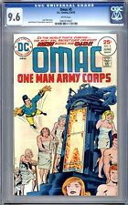 OMAC #5 - CGC Graded 9.6 (NM+) 1975 - Jack Kirby - Bronze Age