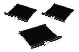 3 x Kompatibler Ink-Film PFA 351 MIT CHIP + ROLLE =420 Seiten a-4 Format