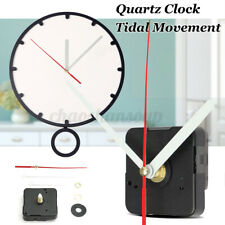 White Red Hands DIY Quartz Clock Movement Mechanism Repair Tool Parts   New