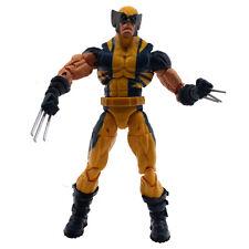 "6"" Marvel Comics X-men Astonishing Wolverine Action Figures Kid Toy Gift"
