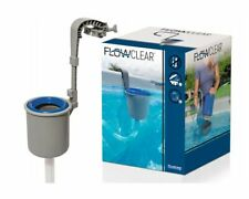 Skimmer BESTWAY 58233 Flowclear Pool Surface Pond Spa Net Fish Cleaning Tool
