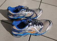 Mizuno Wave Prophecy 1 8KN-11625 Men's Running Silver Blue Orange Laufschuh
