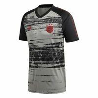 Adidas FC Bayern Munich Football Soccer Mens Pre-Match Jersey Shirt 2020 2021
