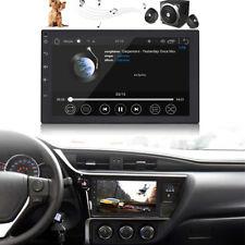 7'' HD CARPLAY mp5 FM Radio Android 7 bluetooth wifi GPS Steering wheel control