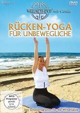 DVD Rücken-Yoga für Unbewegliche Das Schonprogramm für die Wirbelsäule WIE NEU