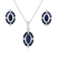 Sapphire Natural Fine Jewellery Sets