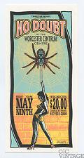 No Doubt 1997 May 9 Worcester Centrum Ma Handbill Mark Arminski
