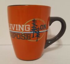 Living On Purpose Stoneware Coffee Tea Mug Cup Acts 17:28 Religious Christian