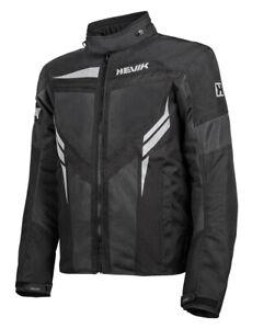 HEVIK HJS308MB IKARO Summer Jacket Motorcycle Black Man