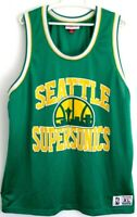 Seattle Supersonics NBA Official Jersey Mitchell & Ness XL Pre-owned