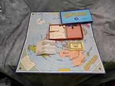 Globe-Trotters by Selchow & Righter. A 1950 Board Game