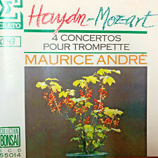 Maurice Andre/Haydn, Mozart