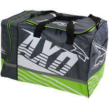 Axo NEW Mx Weekender Green Grey Motocross Gearbag BMX Luggage Dirt Bike Gear Bag