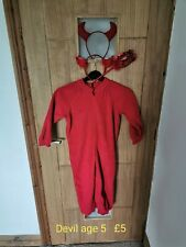 Devil costume kids age 5