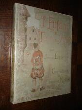 L'ENFANT A TRAVERS LES AGES - Jeanne Leroy 1903 - Ill. Suzanne Minier