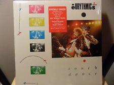 """Eurythmics~Touch Dance """"Remix"""" LP~SEALED NOS w/Hype~U.S. 1984~M/EX"""