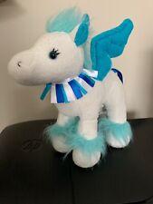 Webkinz Sapphire Pegasus No Code- Excellent Condition