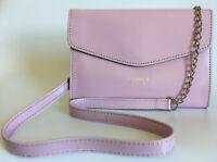OSPREY LONDON Whitworth Clutch & Crossbody Shoulder Bag Leather Womens Gift