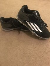 Adidas Poweralley 3 Men'S Metal Baseball Cleats - S84762 - Size 12 - Brand New