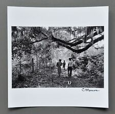 Constantine Manos Magnum Archival Photo Print Kids Daufuskie Island 1952 Signed