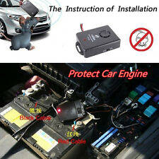 New Car Engine Ultrasonic Control Mouse Rodent Pest Animal Repeller Deterrent