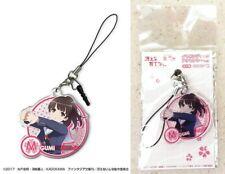 Saekano Acrylic Earphone Jack Accessory 2 Megumi Kato Aniplex Licensed New