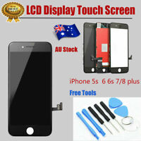 iPhone 7 8 6 Plus X LCD Screen Replacement Touch Display Full Digitizer Assembly