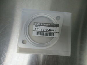 Genuine Infiniti Muffler W/Tailpipe Gasket 20692-24U0A
