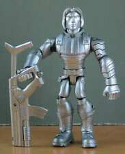 Disney Marvel Toybox 4.75 inch figure *WINTER SOLDIER* with big gun Prototype