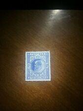 Great Britain, 1902, Scott #141, 10 Shillings ultra, King Edward VII, MNG