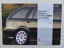 BMW 3er 318 320 325 TDS 328 Touring e36-prospetto brochure 02.1994