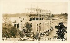 Conowingo Maryland~Power House and Spillway~Hydro Electric Dam~1929 RPPC