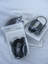 Job Lot x5 New Genuine HTC 12-24 volt Car Charger Adapters  CC C100