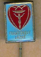 Frantiskovy Lazne - Czech Republic Hat Lapel Pin LP0058