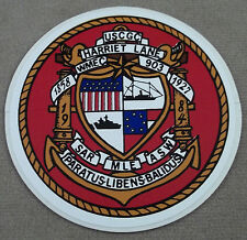US Coast Guard - USCGC Harriet Lane WMEC - 903 Decal - Sticker