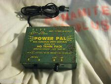POWER PAL MODEL 719 H O TRAIN PACK PLENAFLEX SPEED CONTROL VINTAGE  NEW YORK