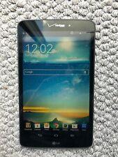 "LG G Pad Verizon VK810 4G Black 16GB 8.3"" Tablet"