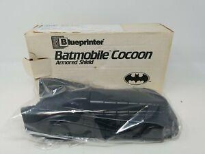 ERTL Blueprinter Batmobile Cocoon Armored Shield DC Comics 1989 Vintage