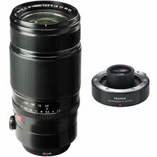 Fujifilm 50-140mm F2.8 + 1.4 Teleconverter Bundle